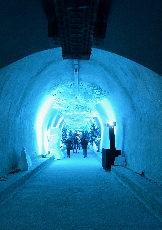 Nestvarni prizori kao iz bajke: Pogledajte tunel ispod Zagreba