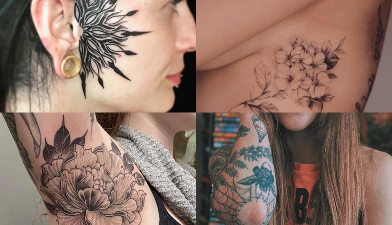 7 dijelova tijela koja nikada ne biste trebali tetovirati i zašto