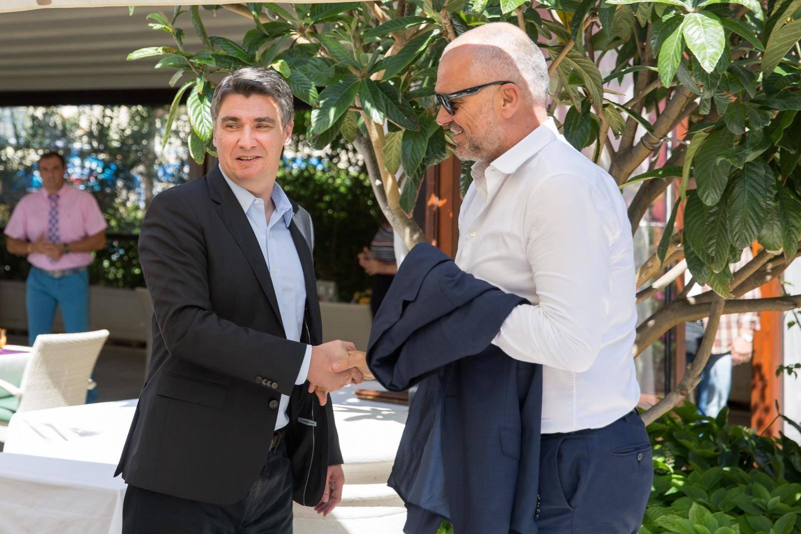 Milanović u privatnom posjetu Albaniji: Otišao na osobni poziv predsjednika Vlade Edija Rame