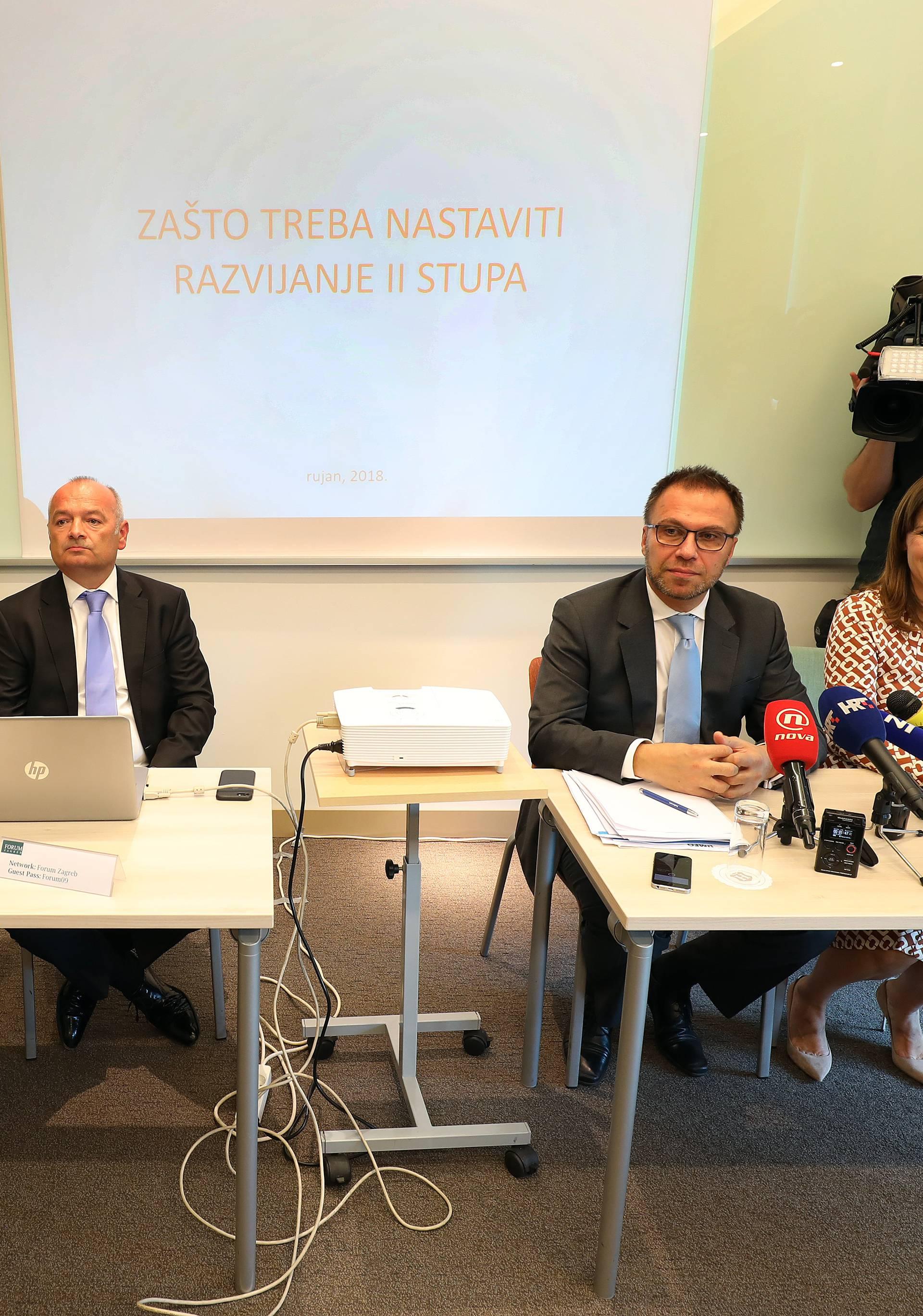 Zagreb: Konferencija Udruge društava za upravljanje mirovinskim fondovima