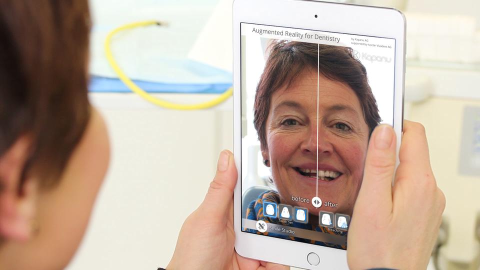 Virtualno zrcalo otkriva kako će izgledati vaš novi osmijeh