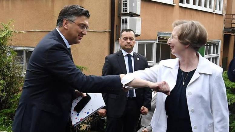 Alemka Markotić: Situaciju se može imati pod kontrolom, ali moramo se pridržavati mjera!