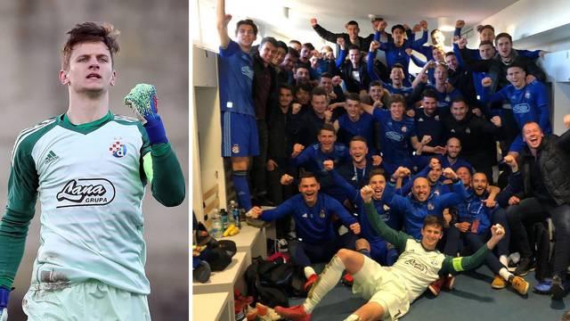 'Modri' Ter Stegen: Za Dinamo sam svaki dan dolazio iz Siska