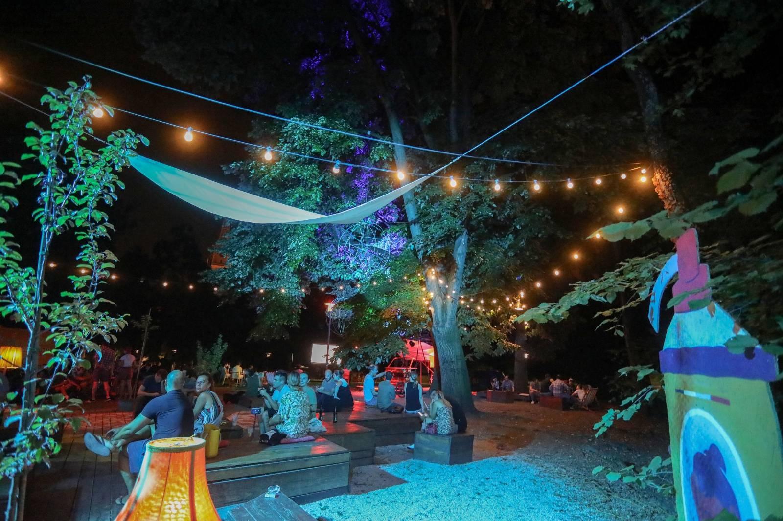 Zagreb: Premijerni prikaz Frooom! filmova u Art parku