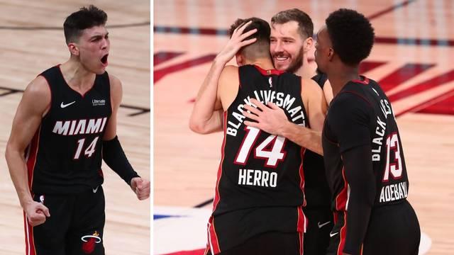 Herro je heroj! Rookie je ubacio 37 poena, Heat korak do finala