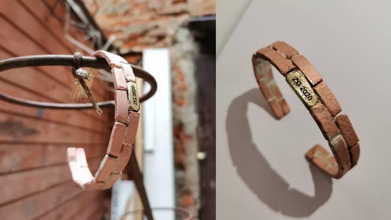 Adriano Nokaj: Kolekcija nakita Cigla postala je simbol  obnove nakon prošlogodišnjih potresa