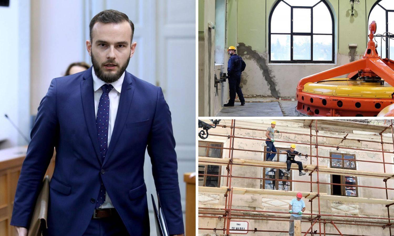 'Za vrijeme primanja potpore radnici se ne smiju otpuštati'