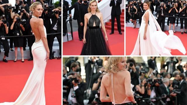 Crveni tepih u Cannesu okupio poznate modele i glumice: Opet uživamo u predivnim haljinama