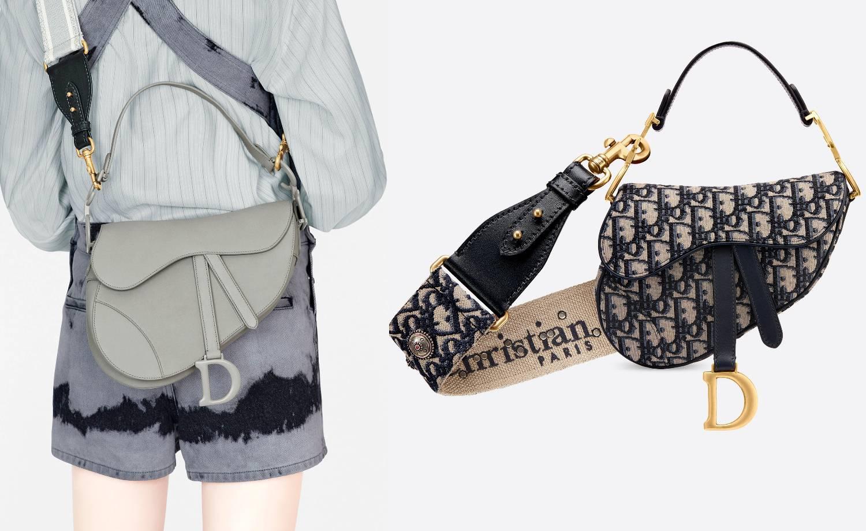 Kuća Dior će zaštititi dizajn svoje slavne 'Saddle' IT torbice