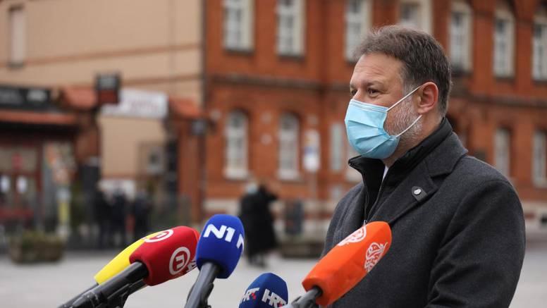 Jandroković pozvao zastupnike da dio svoje plaće za prosinac doniraju za stradale u potresu