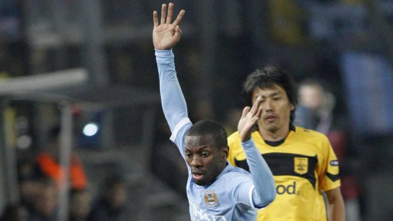 Europska liga, 1/16 finala: Aris i Manchester City bez golova