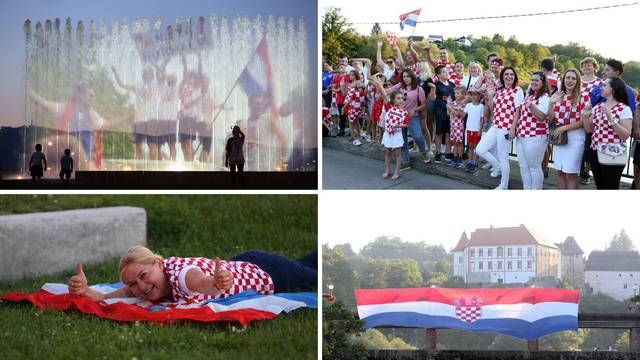 Hrvatska opet slavila: Tisuće došle na reprizu epskog dočeka