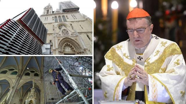 Mise se vraćaju u zagrebačku Katedralu, počinju na Badnjak