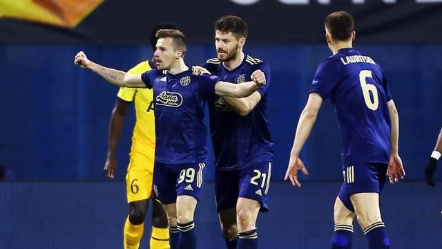 Europa League - Round of 16 Second Leg - Dinamo Zagreb v Tottenham Hotspur