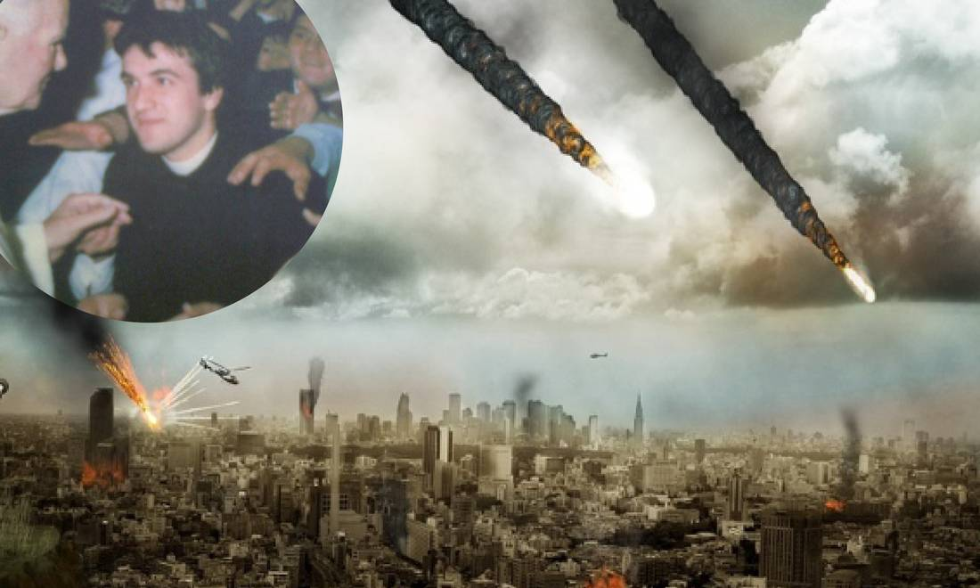 'Poplave i uragani su znakovi skorašnje biblijske apokalipse'