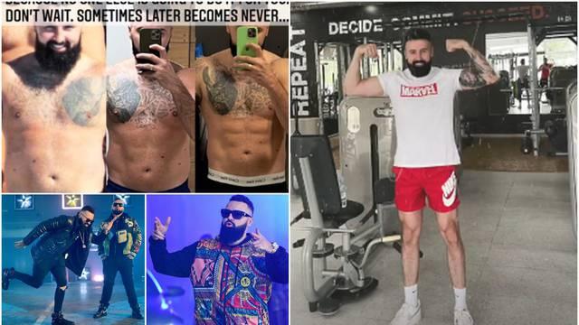 Jala Brat smršavio 24 kilograma pa se hvali: 'Nikad lakši i nikad jači, a kunem se i nikad ljepši...'