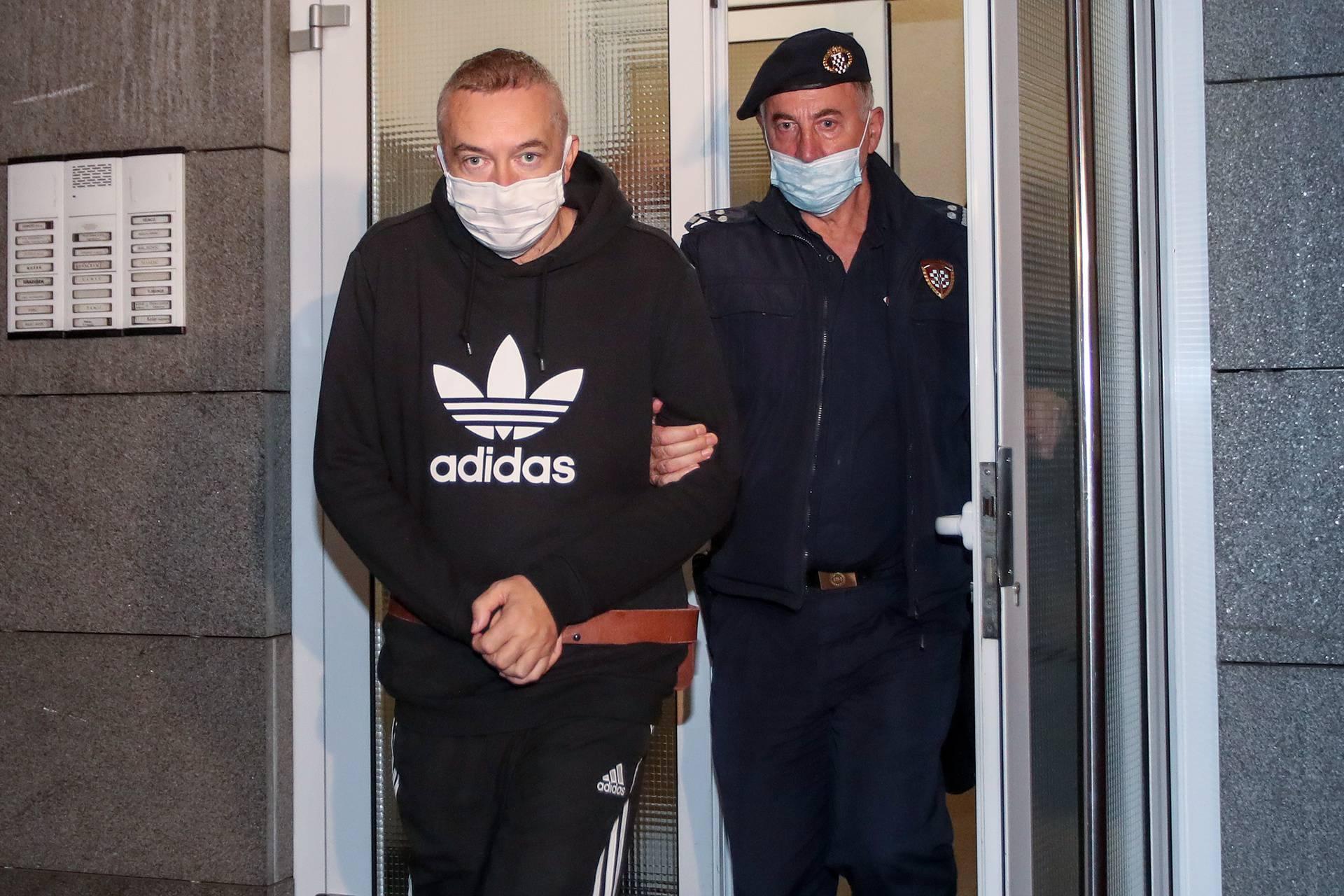 Zagreb: Policija dovela Dragana Kovačevića, bivšeg šefa Janafa na pretres nekretnine koju je koristio