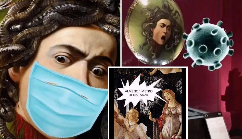 Talijanski muzej Uffizi postao je TikTok senzacija: Zabavlja ljude