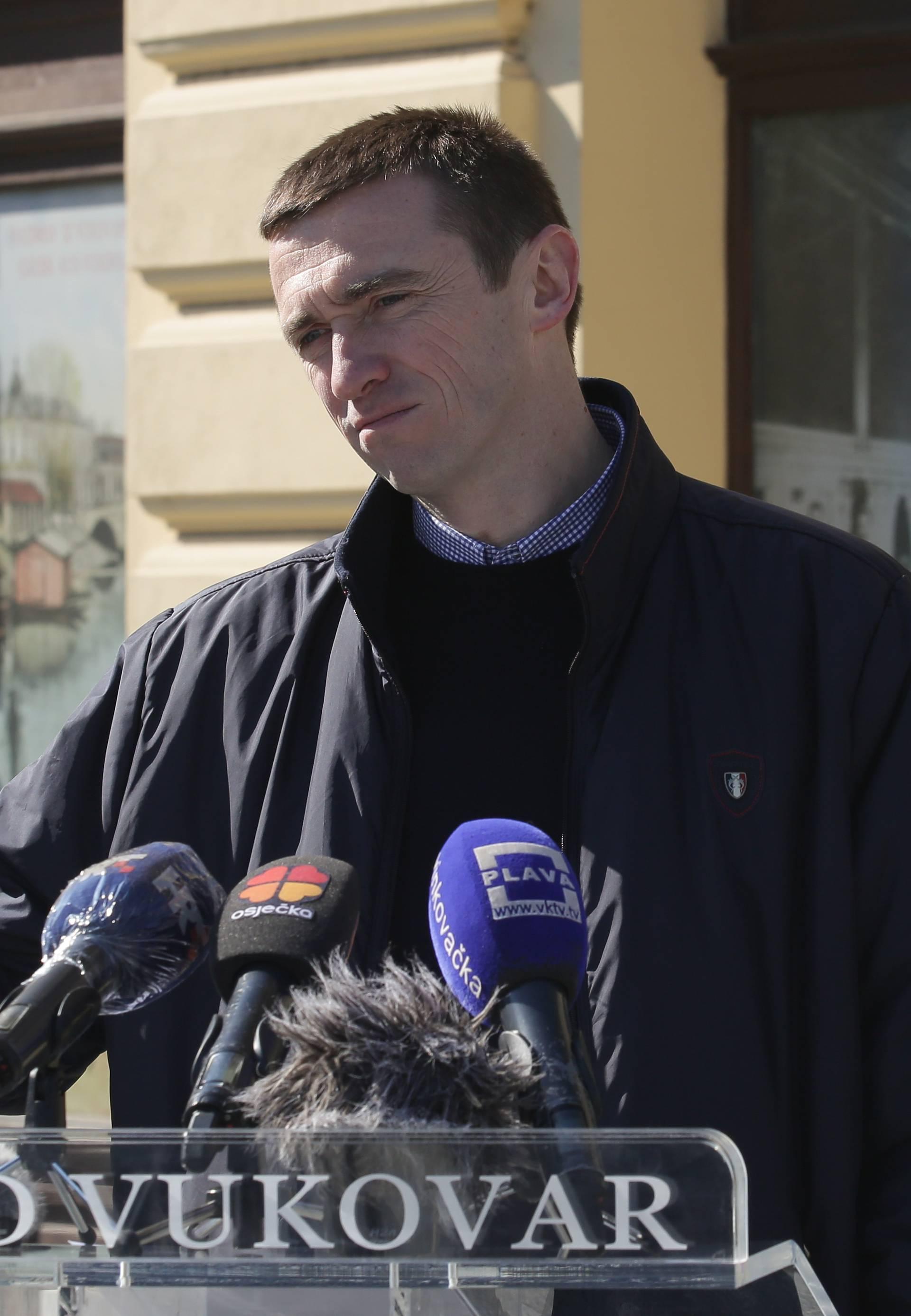 Vukovar: Ivan Penava i Marina Sekulić o podacima turističke sezone u 2019.godini