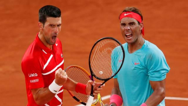 Finale Roland Garrosa: Đoković po drugu ili Nadalu 13. titula?