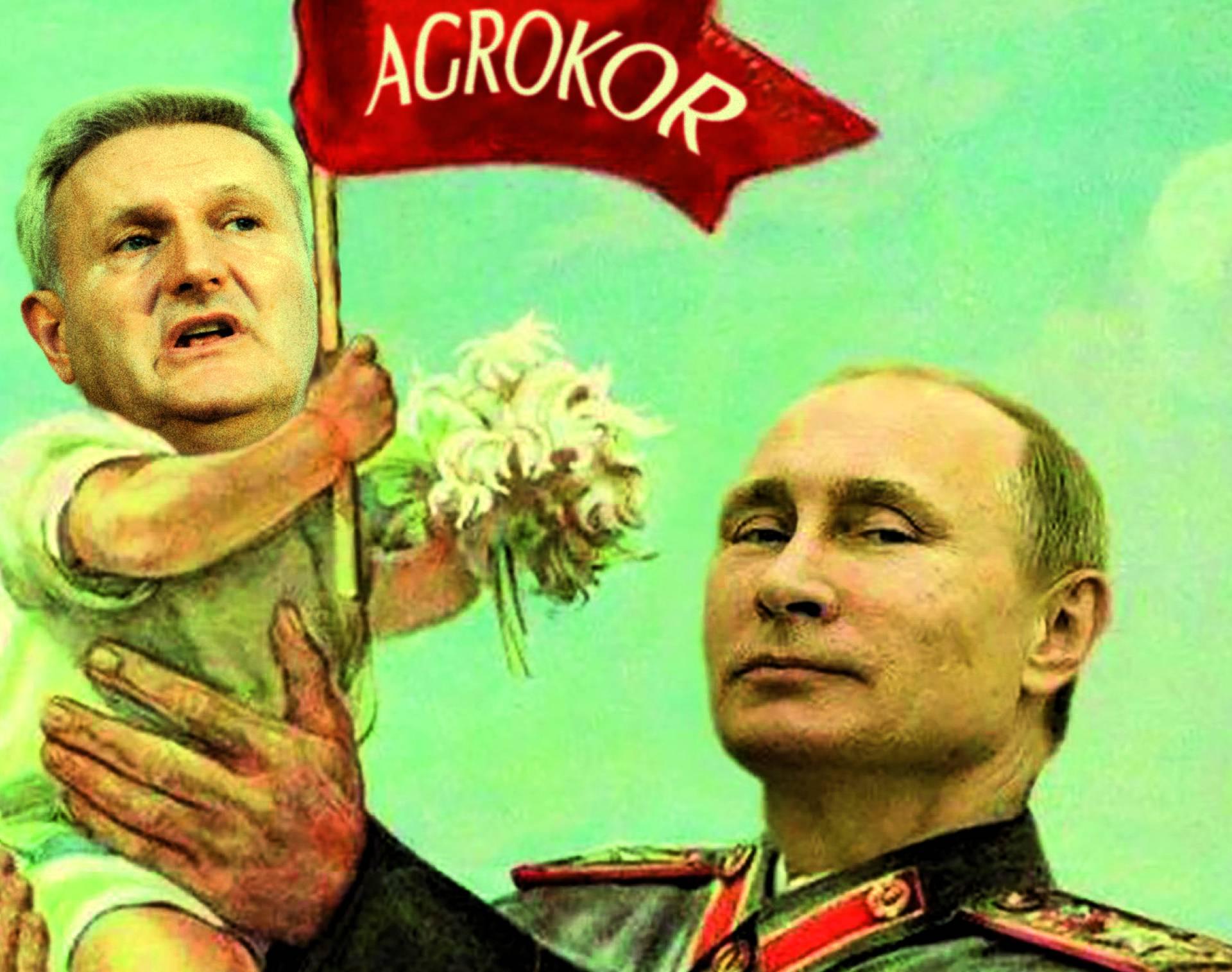 Putinova ponuda: Hrvati, dajte mi Inu, ostavit ću vam Agrokor