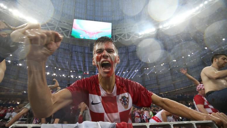 Englezi tvrde: 'Vatreni' bi protiv Engleske na Wembleyju mogli zaigrati pred 90 tisuća navijača!
