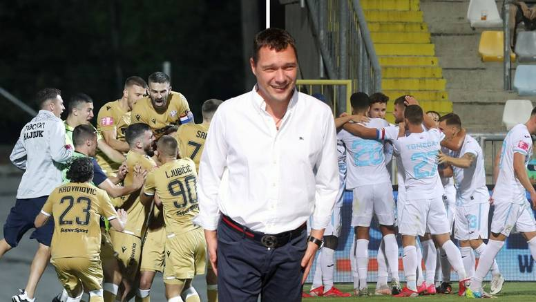 'Protiv Hajduka na Poljudu niti jedna HNL momčad nije favorit'