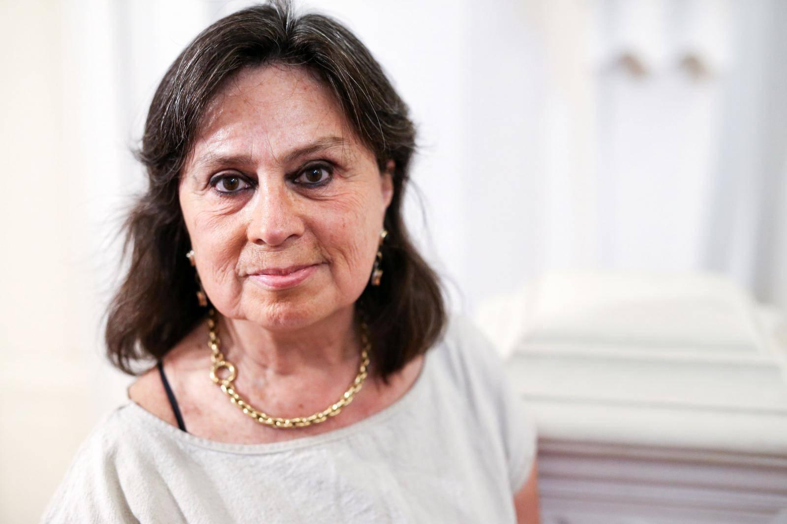 Zagreb: Kolumbijska književnica Laura Restrepo gostovala na Festivalu svjetske književnosti