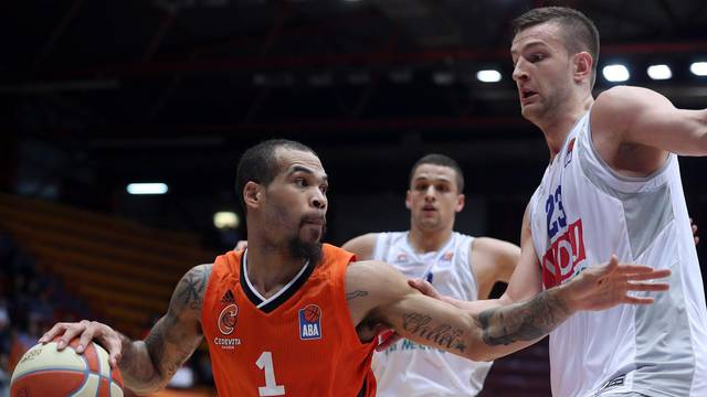 Zagreb: 5. kolo ABA lige, KK Cedevita - KK Budućnost VOLI