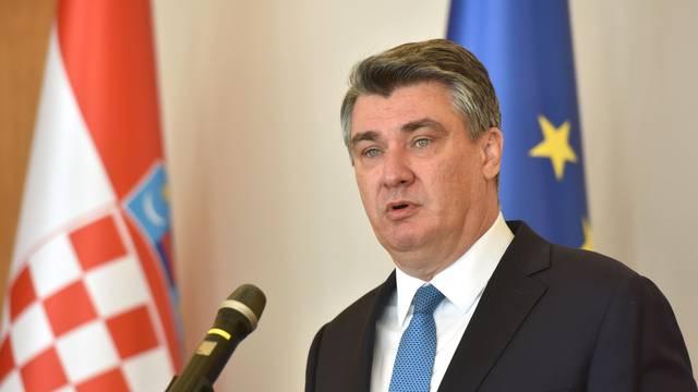 Milanović: Premijeru Plenkoviću sam osobno najavio da idem u Albaniju