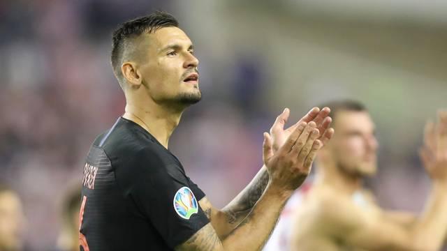 Split: Slavlje na Poljudu nakon što je Hrvatska pobjedila Mađarsku s velikih 3:0