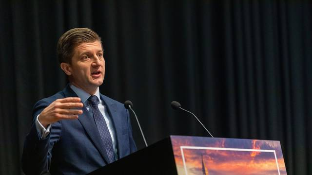 """Rovinj: Ministar Marić na konferenciji """"Izazov promijene"""""""