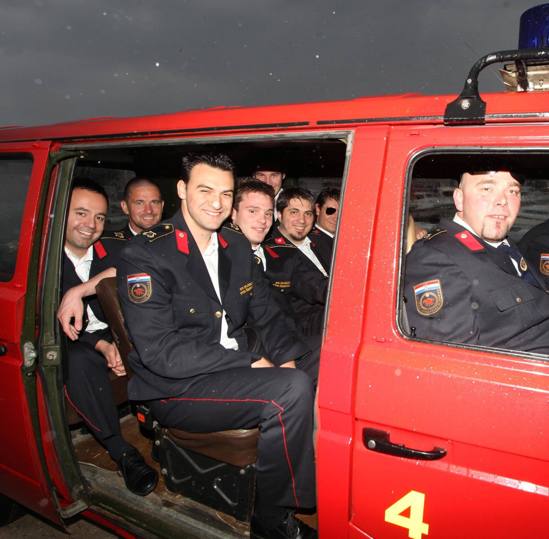 Prva vatrogasna klapa nakon požara spremna je na pjesmu
