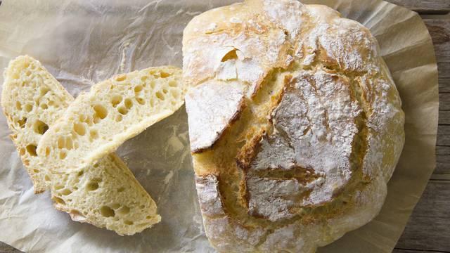 Recept iz 1952. za kruh bez kvasca - sa sodom bikarbonom