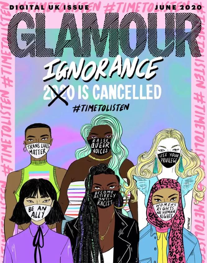 Britanski Glamour cijeli je novi broj posvetio marginaliziranim grupama i ispričao njihove priče