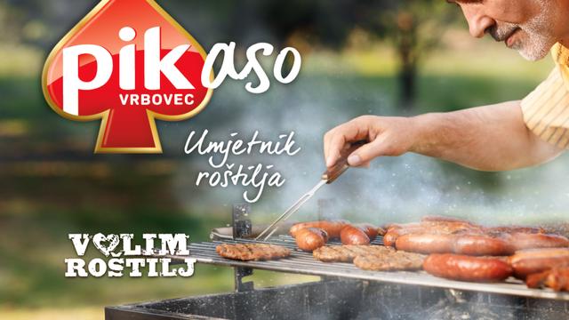 Umjetnost roštilja - PIKaso: pikni pravo remek-jelo