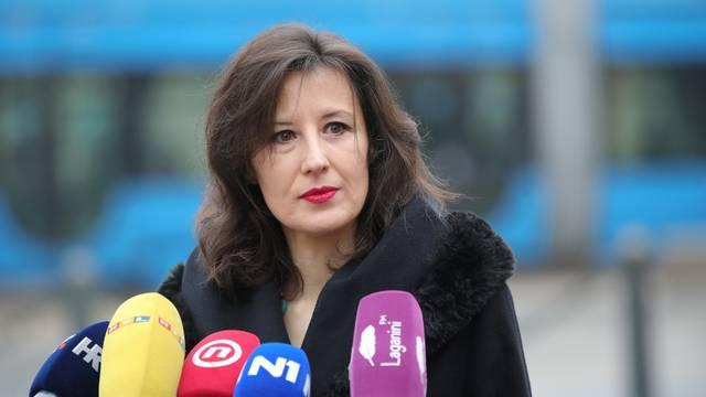 Zagreb: Dalija Orešković i Marijana Puljak održale konferenciju za medije