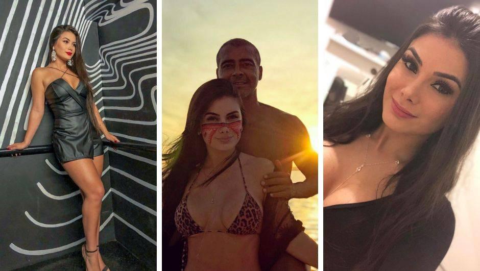 Mlađe je slađe: Romario ljubi atraktivnu brazilsku studenticu