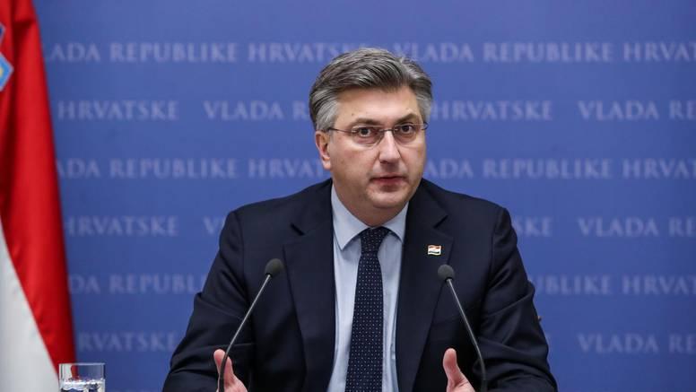 Plenković: Proglasit ćemo Dan žalosti za  stradale u potresu 2. siječnja, budite i dalje oprezni