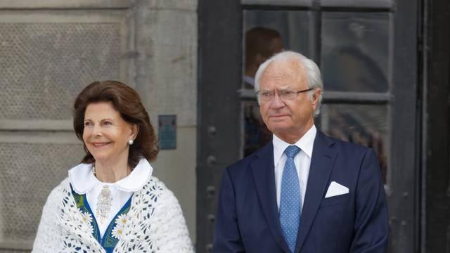 I o životu švedskog kralja  Karla XVI. Gustava snimit će seriju