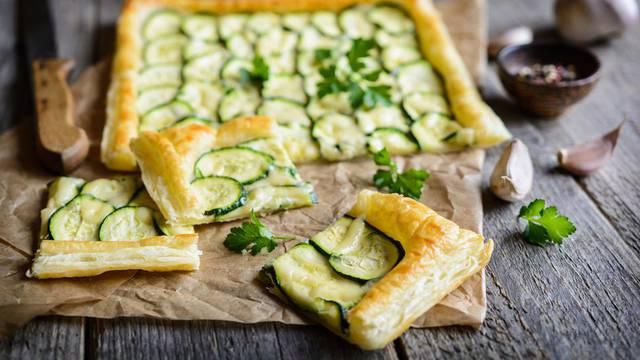 Pita od sira i tikvica: Ne može biti jednostavnija za pripremu