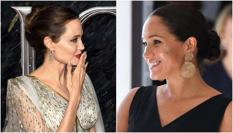 Meghan se divi Jolie: Želi da joj ona sada bude mentorica...