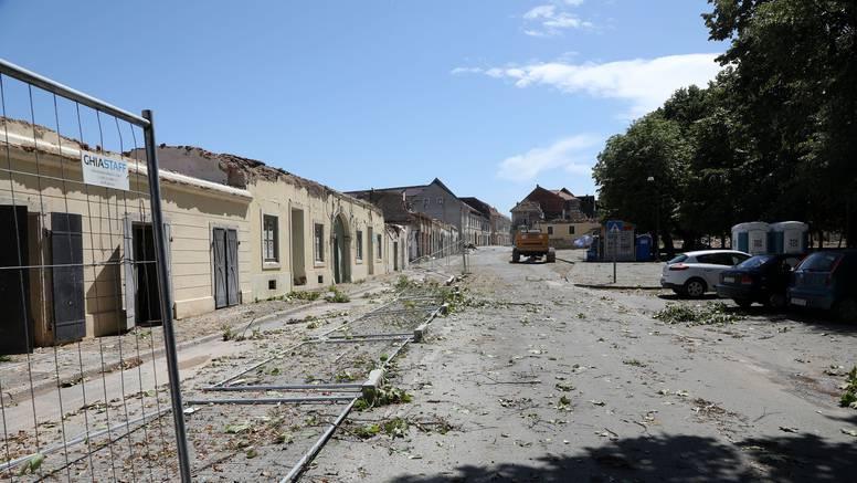 Sisačka županija: Neuporabljivo je 4277 stambenih objekata