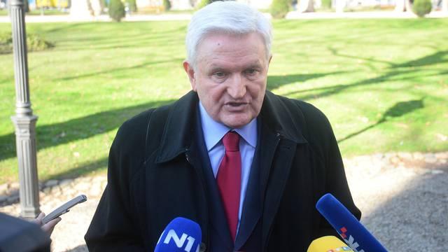 Zagreb: Ivica Todorić na izlasku iz sudnice dao izjavu za medije