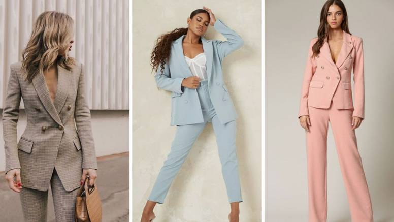 Haljine zamijenite elegantnim i seksi odijelima: Nećete zažaliti