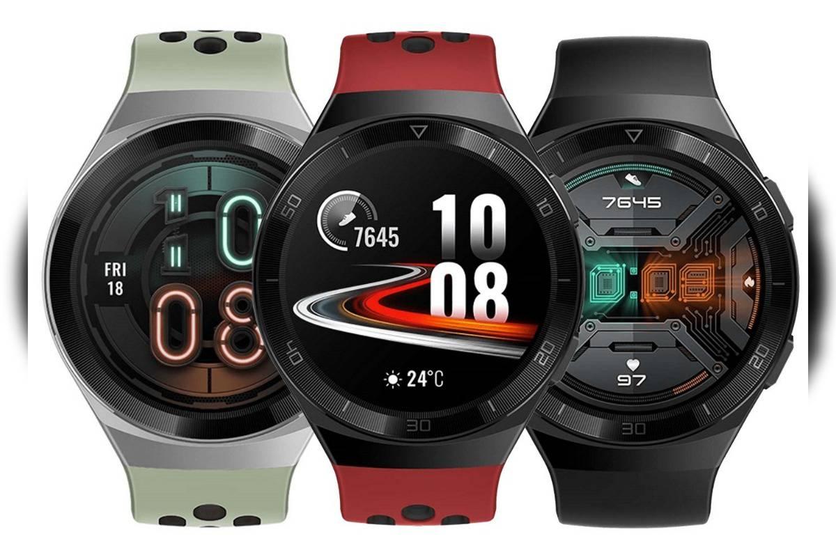 Huawei Watch GT 2e: Sa stilom prati svaki vaš sportski uspjeh