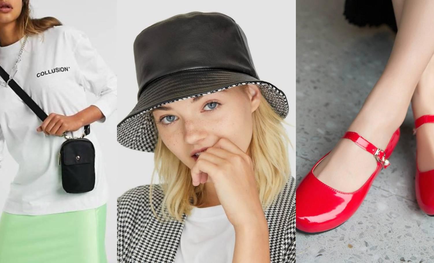 Top ideje za proljetni party: Lakirane sandale, široke hlače...