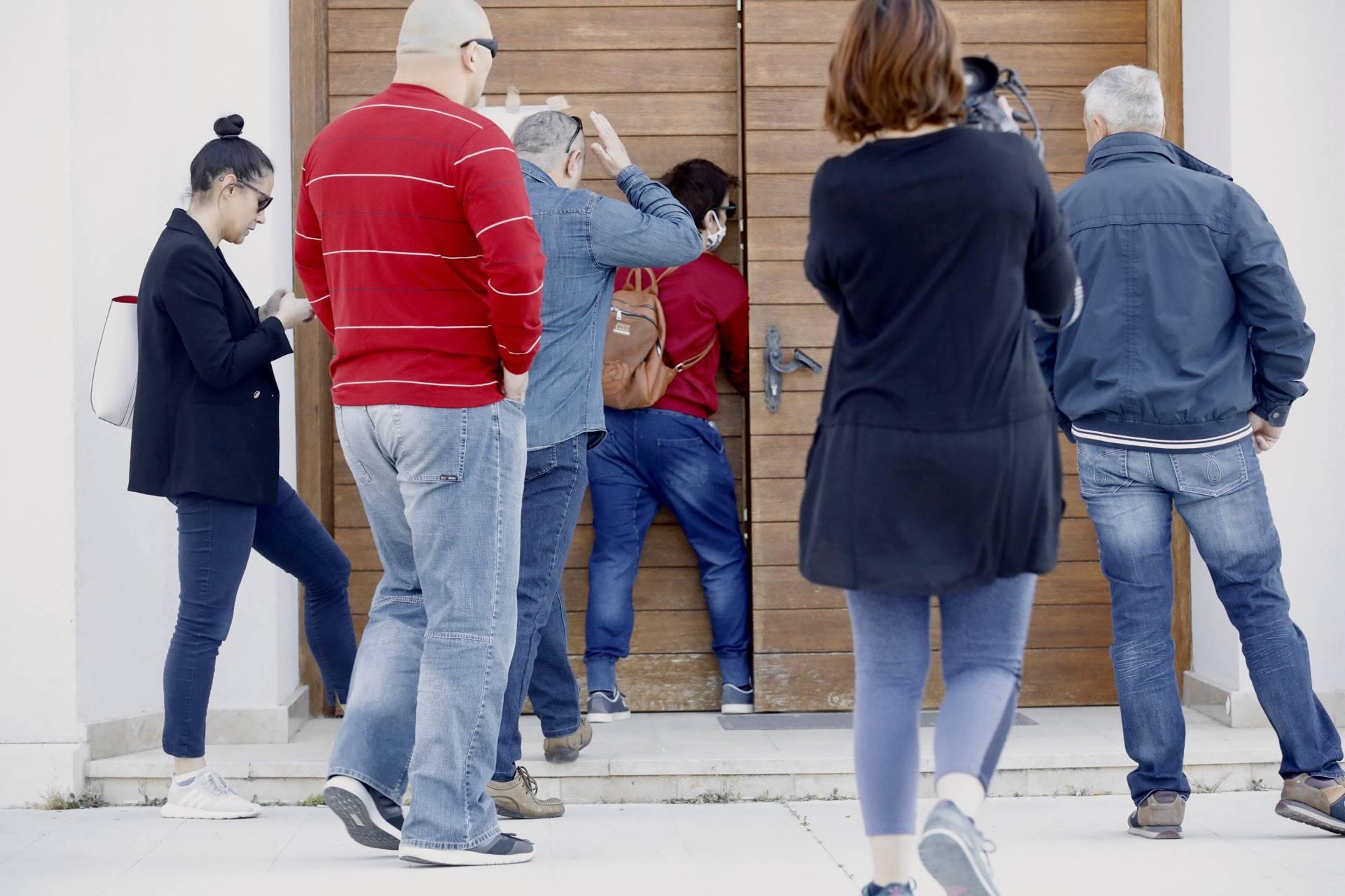 U Crkvi na Sirobuji napadnuta novinarka
