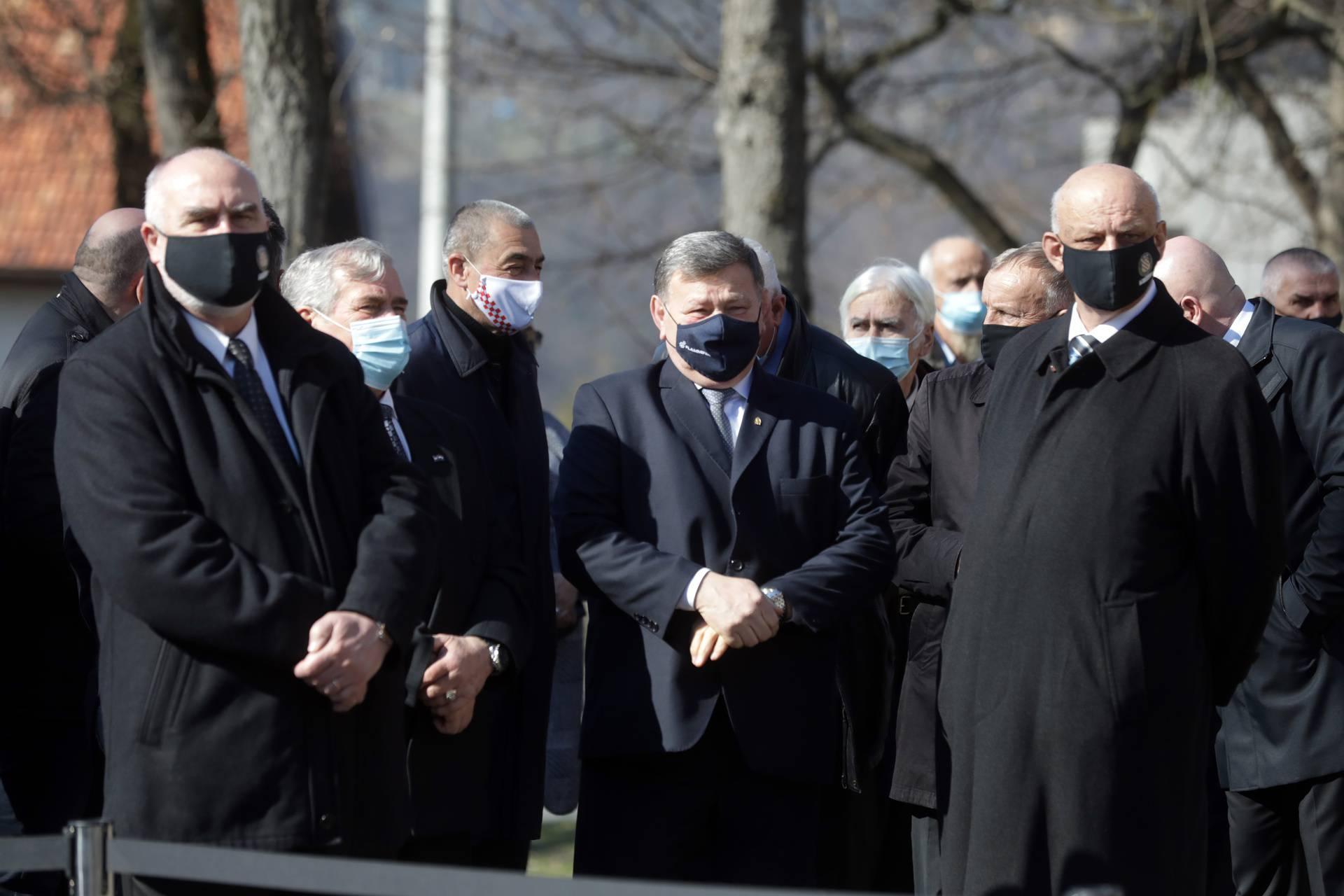 Zagreb: Posljednji ispraćaj gradonačelnika Bandića
