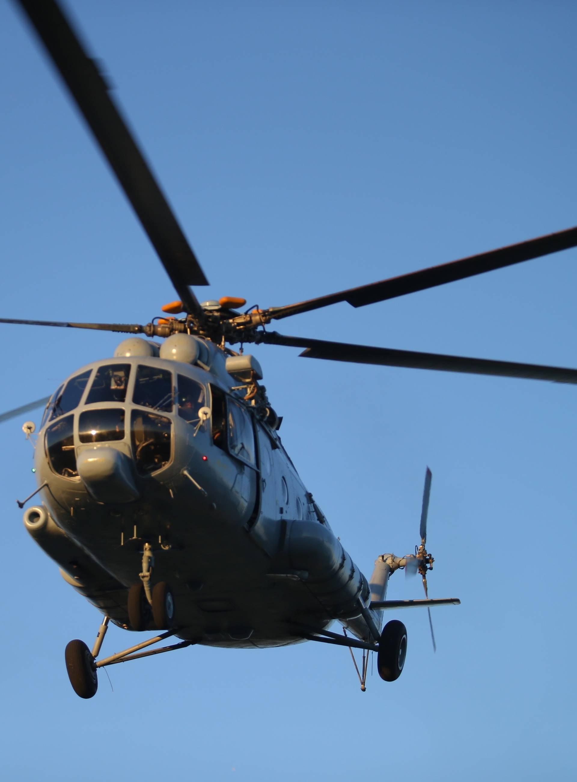 Planinar visio sa stijene, spasili ga GSS-ovci i vojni helikopter